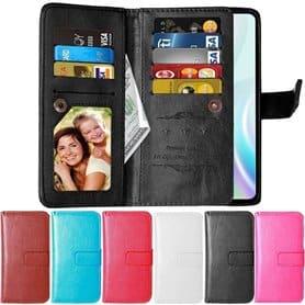 Lompakkotelo Flexi 9-kortti OnePlus 8