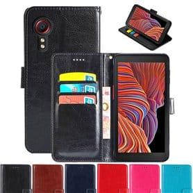 Lompakkokotelo 3-kortti Samsung Galaxy Xcover 5