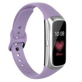 Sport rannekoru Samsung Galaxy Fit (SM-R370) - Vaaleanvioletti