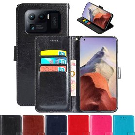 Lompakkokotelo 3-kortti Xiaomi Mi 11 Ultra