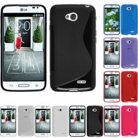 S Line silikonikuori LG L65 / L70