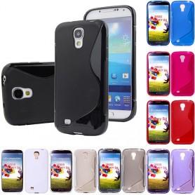 S Line silikonikuori Galaxy S4