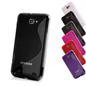 S Line silikonin on oltava Galaxy Note 1