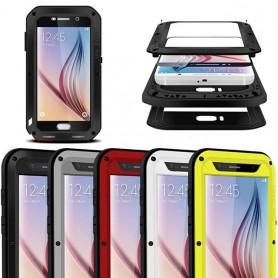 LOVE LORE Enemmän Powerful Samsung Galaxy S6 -kuori, hengenkestävä