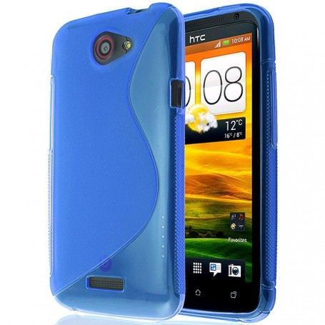 S Line silikonikotelo HTC One X: lle