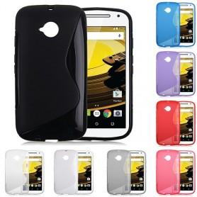 S Line Silicone Must Motorola Moto E 2nd