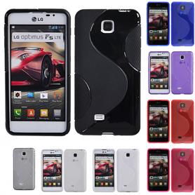 S Line -silikonin tulisi olla LG Optimus F5