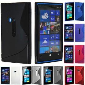 S Line -silikonikotelo Nokia Lumia 920: lle