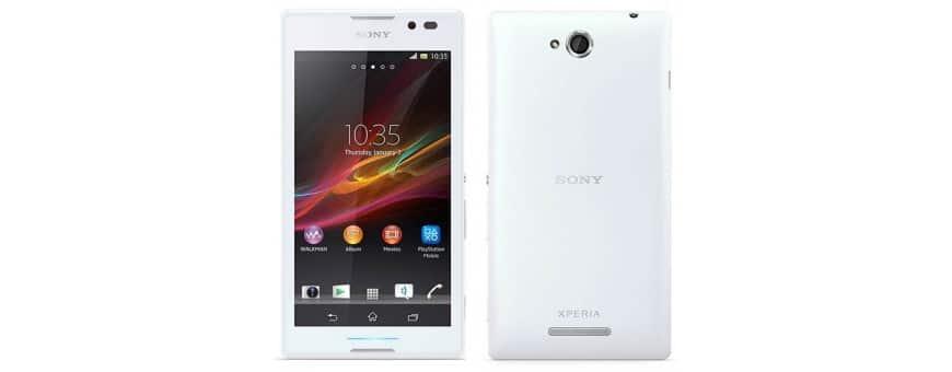 Osta matkapuhelimen lisälaitteita Sony Xperia C CaseOnline.se -sovellukselle
