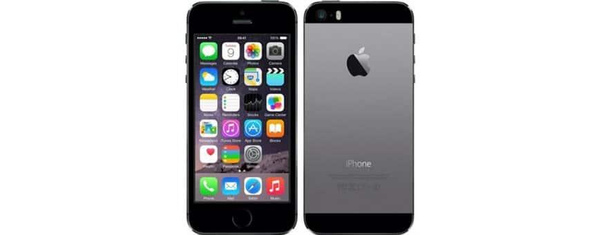 Apple iPhone 5SE -puhelimen kansi ja kansi