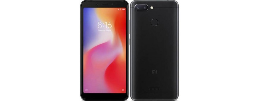 Osta matkapuhelin ja kuori Xiaomi Redmi 6A: lle - CaseOnline.se