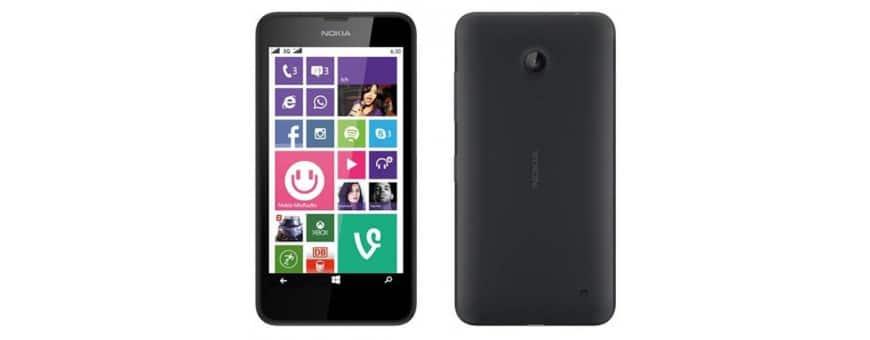 Nokia Lumia 630 Halvat matkapuhelimen lisälaitteet CaseOnline.se -sivustolla