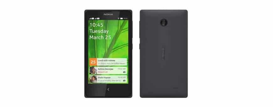 Halvat matkapuhelimen lisälaitteet Nokia X + CaseOnline.se -sovellukselle