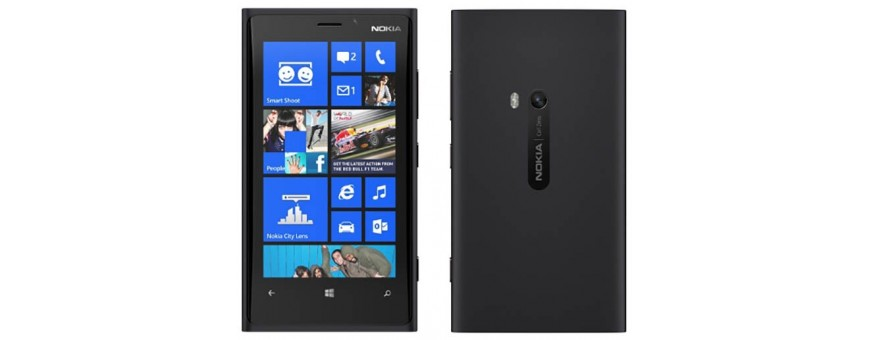 Osta matkapuhelimen lisälaitteita Nokia Lumia 920 CaseOnline.se