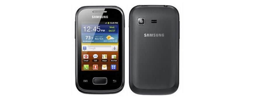 Osta halpoja mobiililaitteita Samsung Galaxy Pocket CaseOnline.se: lle
