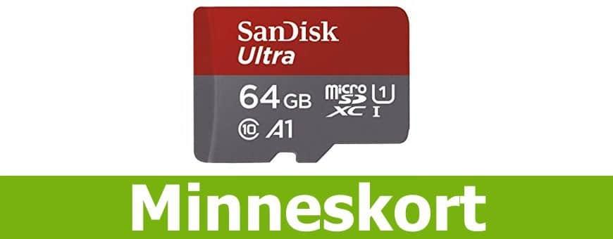 Osta halpoja USB Micro SD -muistikortteja CaseOnline.se-sivustosta