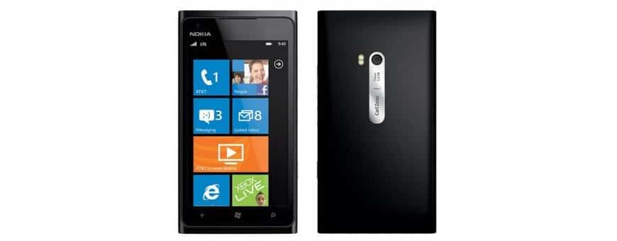 Nokia Lumia 800 Halvat matkapuhelimen lisälaitteet CaseOnline.se