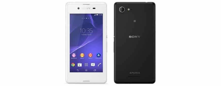 Sony Xperia E3 Halvat matkapuhelimen lisälaitteet CaseOnline.se