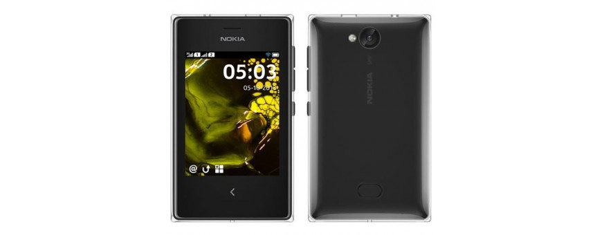Osta Nokia Asha 503 -puhelimen lisälaitteita CaseOnline.se -sivustolta