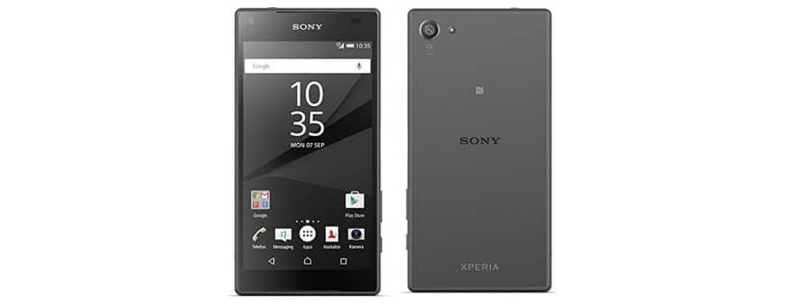 Osta matkapuhelimen lisälaitteita Sony Xperia Z5 Compact -sovelluksesta CaseOnline.se -sivustolta