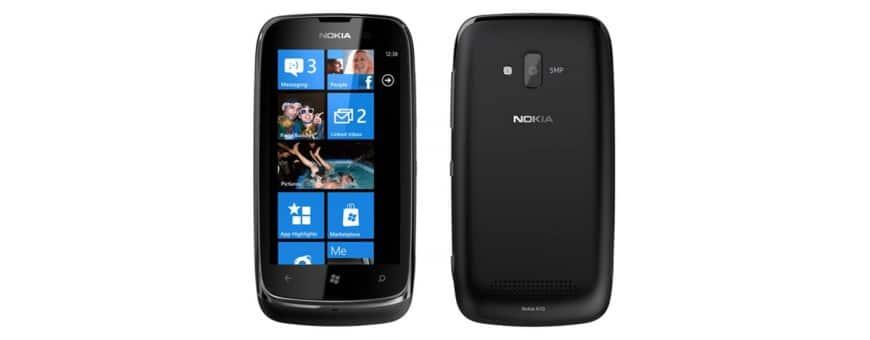 Osta matkapuhelimen lisälaitteita Nokia Lumia 610 CaseOnline.se -sovellukselle