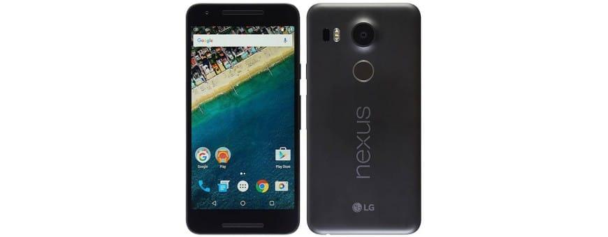 Osta matkapuhelimen lisälaitteita LG Nexus 5X Caseonline.se -sovellukselle