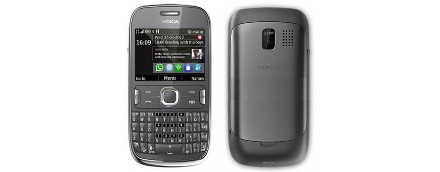 Osta mobiililaitteita Nokia Asha 302 -sovellukselle CaseOnline.se -sivustolta