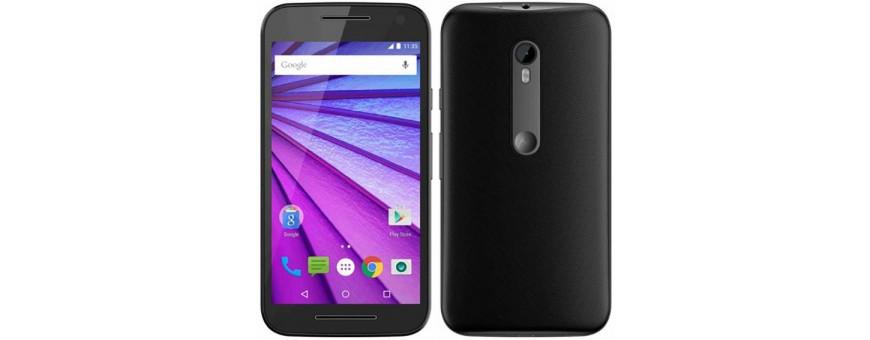 Osta Motorola Moto G3 -tarvikkeita CaseOnline.se-sivustolta