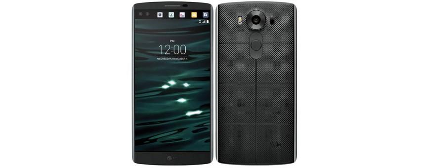 Osta matkapuhelimen lisävarusteita LG V10 -sovellukseen CaseOnline.se-sivustosta