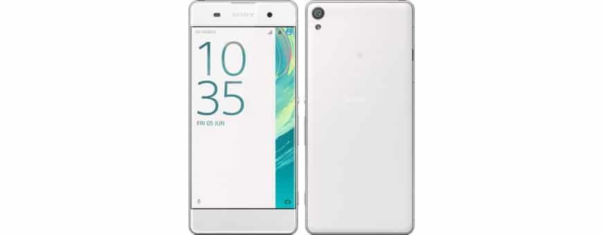 Osta matkapuhelimen lisälaitteita Sony Xperia XA -sovelluksesta CaseOnline.se-sivustosta