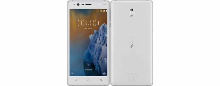 Osta matkapuhelimen lisälaitteita Nokia 3: lle CaseOnline.se-palvelusta Ilmainen toimitus!