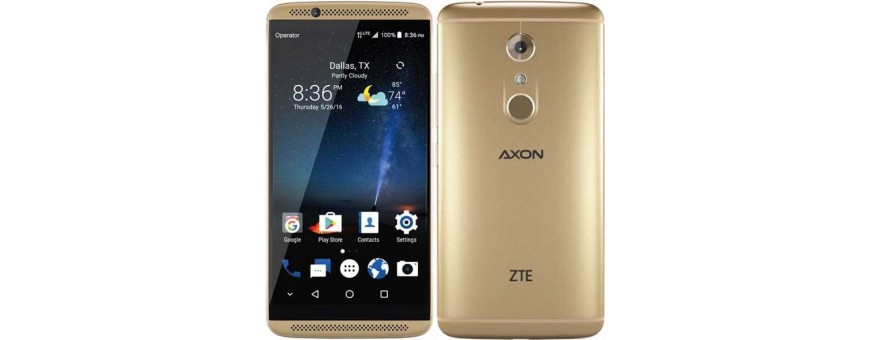 Osta matkapuhelimen lisälaitteita ZTE Axon 7: lle CaseOnline.se-palvelusta Ilmainen toimitus!