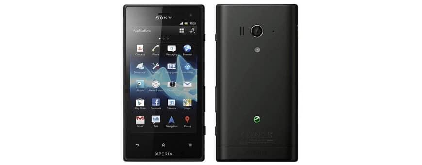 Osta matkapuhelimen lisälaitteita Sony Xperia Acro S CaseOnline.se -sovellukselle