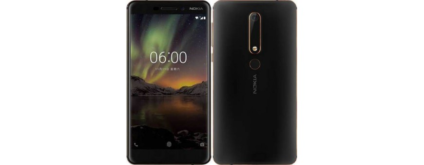 Osta halpoja Nokia 6 2018 -lisävarusteita CaseOnline.se -sivustolta