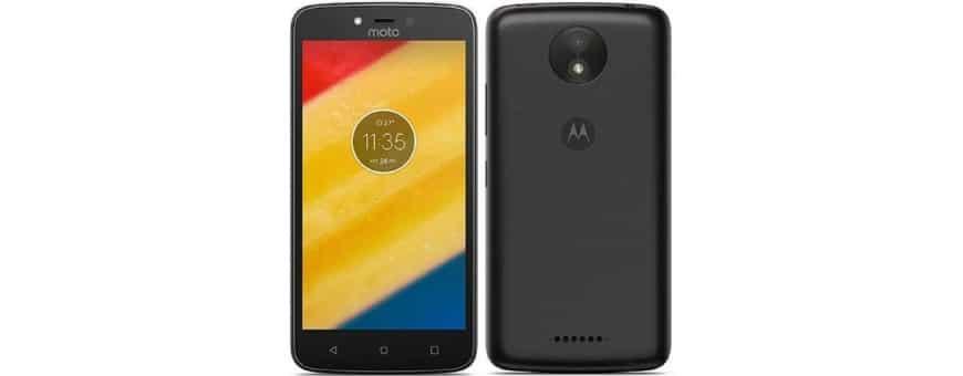 Osta Motorola Moto C Plus -puhelimen kansi CaseOnline.se -sivustolta