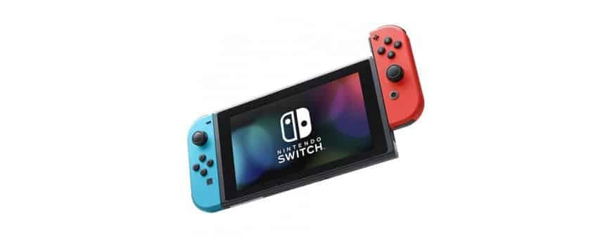 Osta Nintendo Switch silikonikuori ja näytönsuoja CaseOnline.se -sivustolta