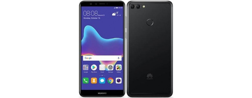 Osta Huawei Y9 2018 -puhelimen kansi ja suojus CaseOnline.se-sivustolta