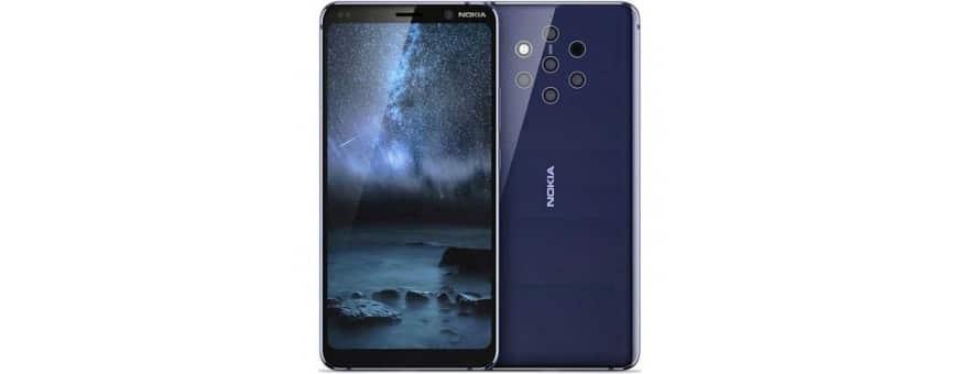 Osta Nokia 9 PureView -puhelimen kansi ja lisävarusteet CaseOnline.se-sivustosta