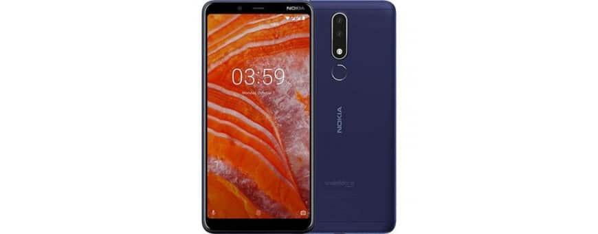 Osta mobiili kuori ja lisälaitteet Nokia 3.1 Plus -sovellukselle CaseOnline.se -sivustolta