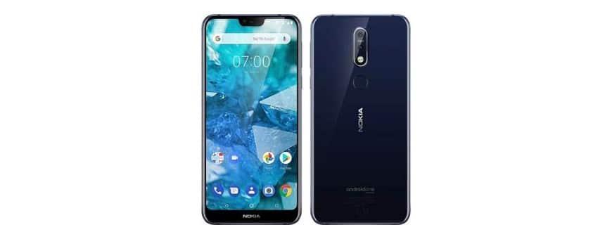 Osta matkapuhelin ja kuori Nokia 7.1 Plus -sovellukselle CaseOnline.se -sivulta