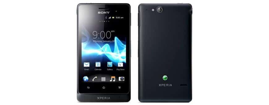 Osta matkapuhelimen lisälaitteita Sony Xperia Go CaseOnline.se -sovellukselle
